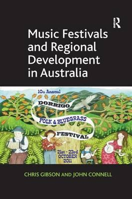 Music Festivals and Regional Development in Australia