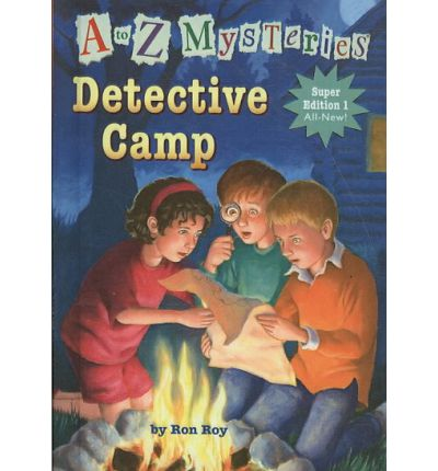 a to z mysteries detective camp book report Official book website of cam jansen by david a adler  a super specialcam jansenand thesummer camp mysteries  cam jansen and young cam jansen mysteries.