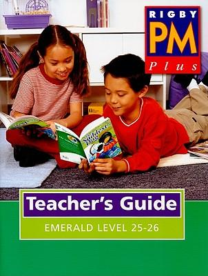 PM Plus Emerald Level 25-26 Teacher's Guide