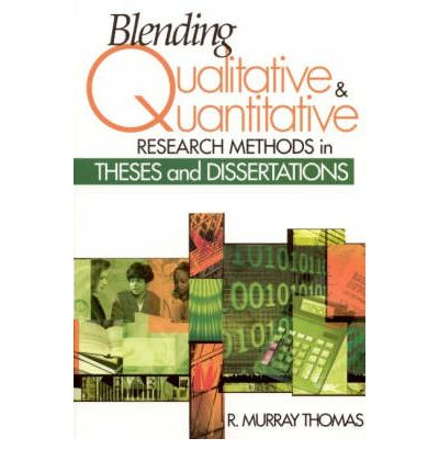 qualitative research in dissertations Teaching students how to write a chapter  the suggestions for further research sections of dissertations,  students how to write chapter four and five of a.