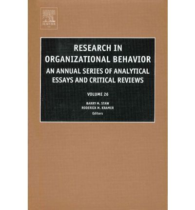 Leadership And Organizational Behavior