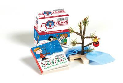 A Charlie Brown Christmas : A Book-and-tree Kit
