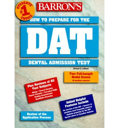 Preparing for the DAT - American Student Dental Association