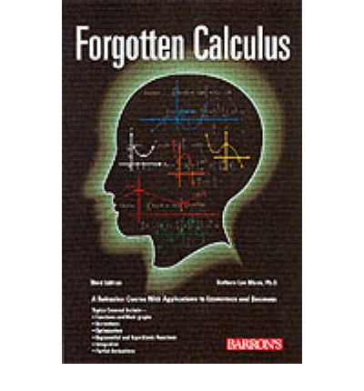 Calculus get ebooks for ereader e books box forgotten calculus by barbara lee bleau fb2 9780764119989 fandeluxe Gallery