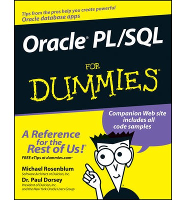 Oracle PL/SQL For Dummies