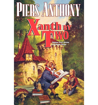an analysis of demons dont dream by piers anthony Essays related to demons don't dream by piers anthony 1 the effects of the adult conspiracy in piers anthony's xanth.