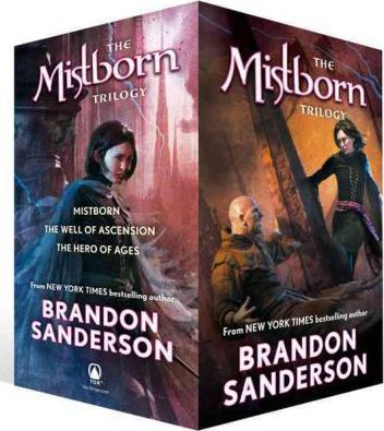Mistborn Trilogy Set