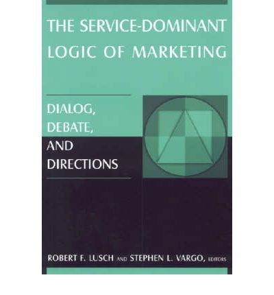 service dominant logic an analysis of Customer dominant logic vs service dominant logic published on january 20, 2017  by a number of publications in the field of service dominant logic after the reading, and analysis, i am.