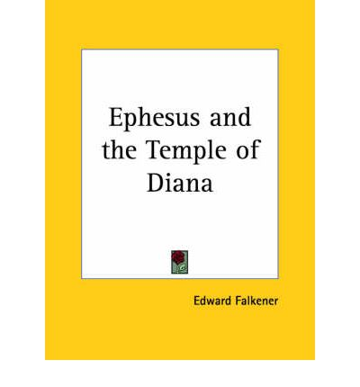 Ephesus and the Temple of Diana (1862)