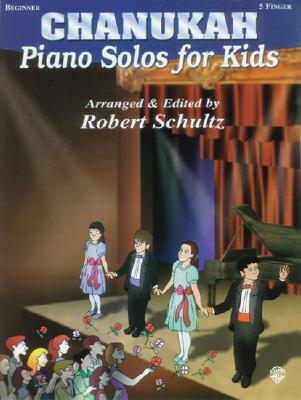 Piano Solos for Kids : Chanukah