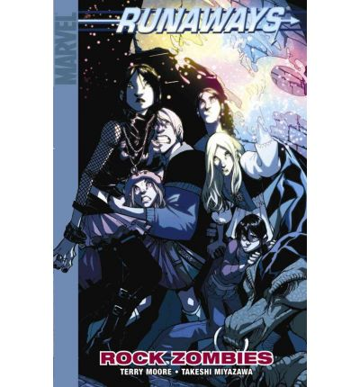 Runaways Vol.10: Rock Zombies