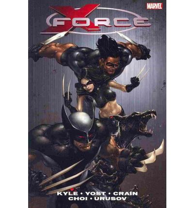 X-Force: Vol. 1