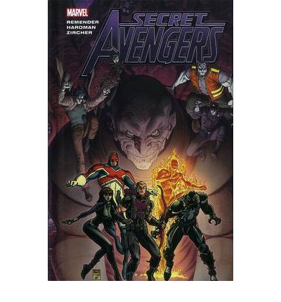 Secret Avengers: Descendants Vol. 4
