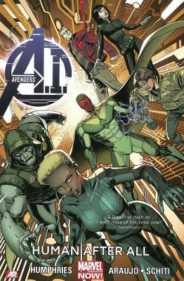 Avengers A.I.: Human After All Vol. 1