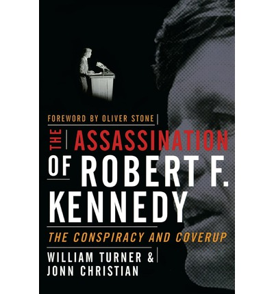 Online book downloader The Assassination of Robert F. Kennedy 0786719796 by William Turner,Jonn Christan PDF MOBI