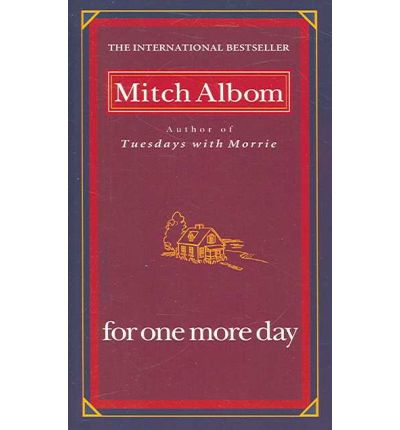 For One More Day Mitch Albom Epub