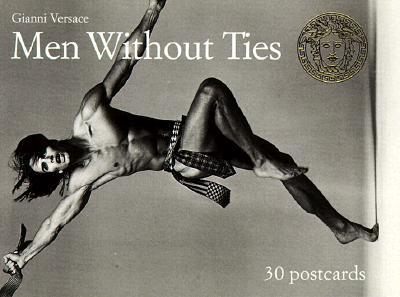 Men without Ties Postcard Book