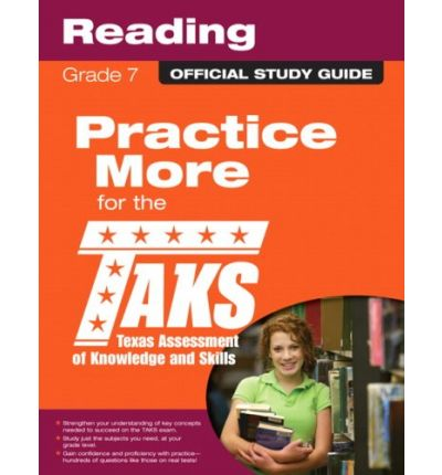 The Official Taks Study Guide for Grade 7 Reading