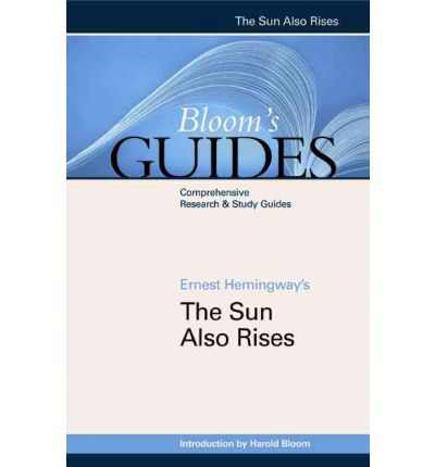 a literary analysis of the novel the sun also rises