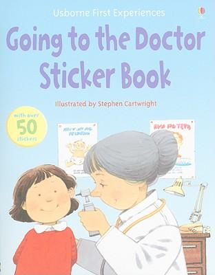 Going to the Doctor Sticker Book