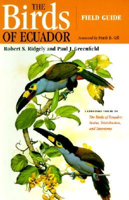The Birds of Ecuador: Field Guide Vol II