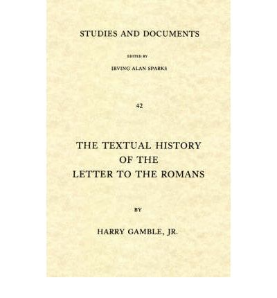 Textual History of the Letter to the Romans