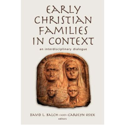 Early Christian Families in Context
