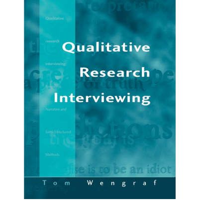 the use of field experiments and semi structural interviews at the sociocultural level of analysis Semi-structured interviews are widely used in qualitative research[1] for example in household research, such as couple interviews, this regardless of the field of study or preference for defining data, both the selection of appropriate data collection instruments.