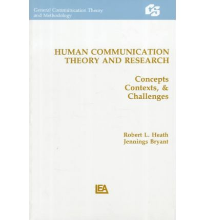 human communication theory Human communication research journal tools get new content alerts get rss feed save to my profile associated title(s): communication theory, communication.