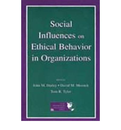 ethical behaviour in organizations Unethical behaviour by employees can affect individuals, work teams and even  the organization organizations thus depend on individuals to act ethically.