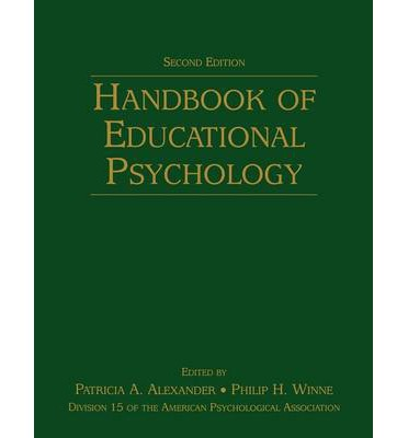 handbook psychology educational