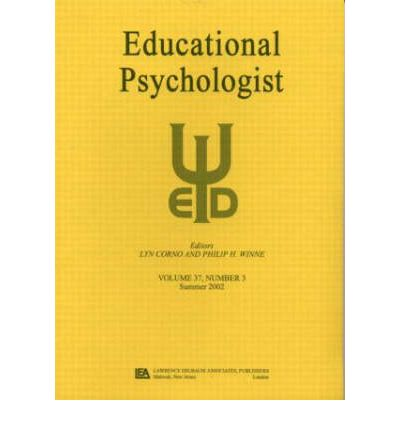 Emotions in Education : A Special Issue of Educational Psychologist