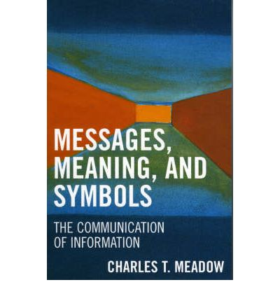 the symbolic communication Introduction being one of the most commonly used theories, there are many scholars and theorists who contributed towards the idea of symbolic interactionism to name a few, george herbert mead and charles hortan cooley originated this theory as key people later inspired by them herbert blumer coined the term and put.