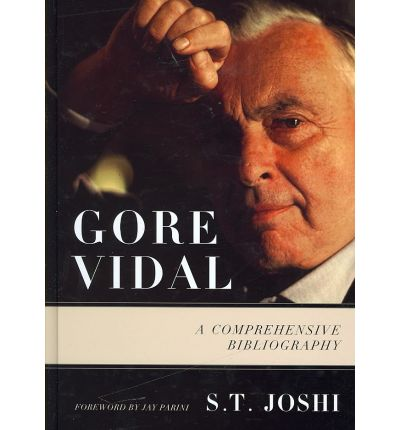 Gore Vidal : A Comprehensive Bibliography
