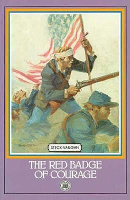 the red badge of courage by stephen crane a tale of courage and maturity The red badge of courage:  enemy entirely exists experience fairy tale fear fiction final flee forest chapel  of courage and four stories stephen crane, r w.