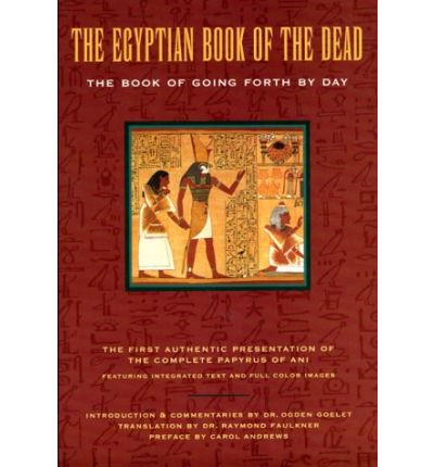 Book of the Dead: Book of Going Forth by Day