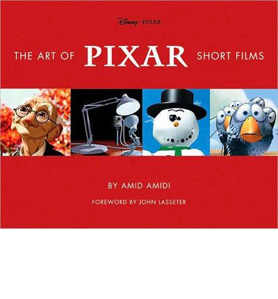 Art of Pixar Short Films