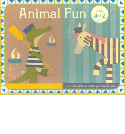 Animal Fun from A to Z Flash Cards