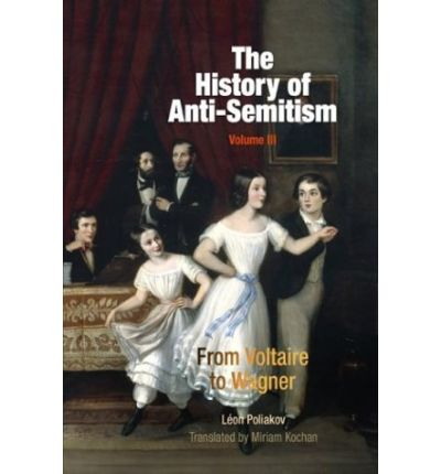 a history and definition of anti semitism With the development during the last quarter of the nineteenth century of technological progress and scientific knowledge, especially about human biology.