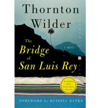 an analysis of the bridge of san luis rey A comprehensive book analysis of the bridge of san luis rey by thornton wilder from the novelguide, including: a complete summary, a biography of the author, character profiles, theme analysis, metaphor analysis, and top ten quotes.