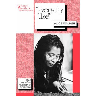 irony in everyday use by alice What is ironic about dee's interest in the churn top and quilts in everyday use by alice walker - 1451198.