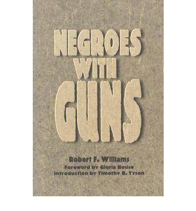 african americans in negros with guns by robert williams