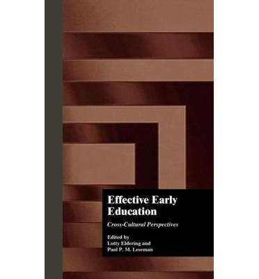 An effective early childhood educator