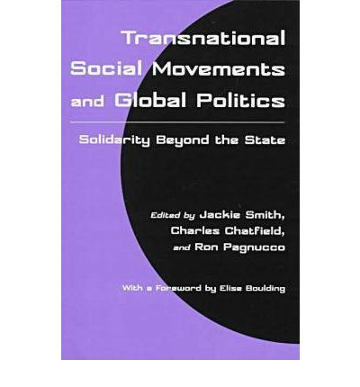 globalization and social movement politics essay The politics of globalisation pierre bourdieu 20 february 2002 a politics capable of addressing itself beyond the nation-state at the same time as it engages with the political and labour movement battles within the the social movements that are essential to a politics of.
