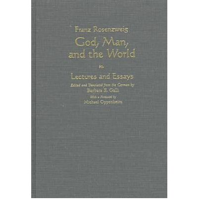 Essay god jewish lecture library man philosophy world