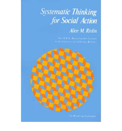 systematic thinking Systems thinking is a way of approaching problems that asks how various  elements within a system — which could be an ecosystem, an organization,.