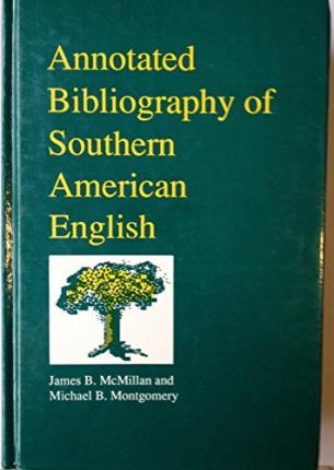 a study of southern american english Everyone knows americans don't agree on pronunciations that's great, because regional accents are a major part of what makes american english so interesting.