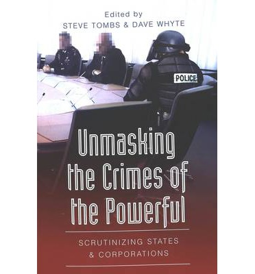 """crimes of the powerful Until the 1970s, crimes of the powerful—or what are known as """"white-collar  crimes""""—had been largely ignored since the inception of criminology in the  1970s."""