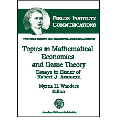 essays on game theory and mathematical economics