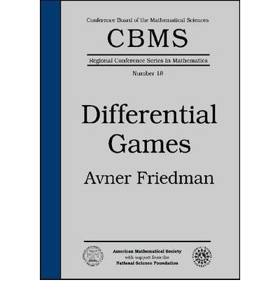 Ebooks gratuiti Amazon da scaricare per accendere Differential Games by Avner Friedman in italiano PDF